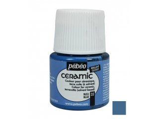 Boja za keramiku Blue 45ml