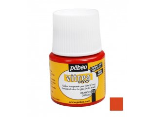 Vitrea 160 satinirana Orange 45ml