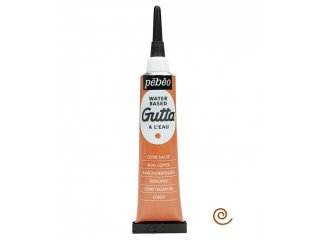 Kontur pasta za svilu Copper 20ml