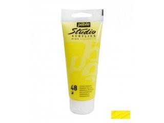 Akril 250ml Opaque primary yellow