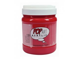 Pop art akril 700ml Primary magenta