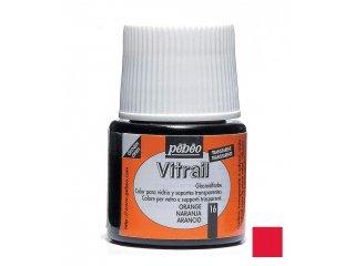 Boje za Vitrail Orange 45ml