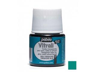 Boje za Vitrail Turquoise 45ml
