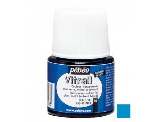 Boje za Vitrail Blue sky 45ml