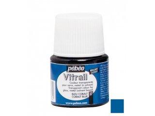 Boje za Vitrail Blue cobalt 45ml