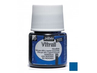 Boje za Vitrail Blue deep 45ml