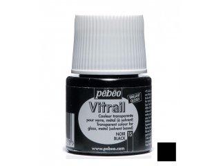 Boje za Vitrail Black 45ml