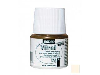 Boje za Vitrail White 45ml