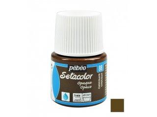 Boja za tkaninu pokrivna Chocolate 45ml