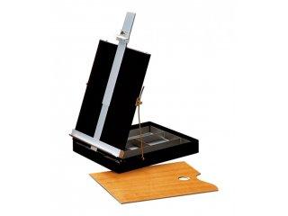 Stolni štafelaj s kutijom za boje