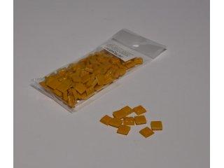 Stakleni mozaik 10x10mm 80g orange