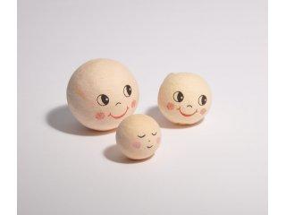 Kuglice od vate 30mm dječja glava