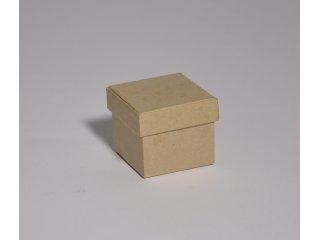 Kutija karton kvadrat srednja 4,5x4,5/4cm