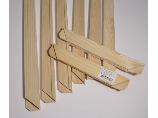 Drveni podokvir 65cm